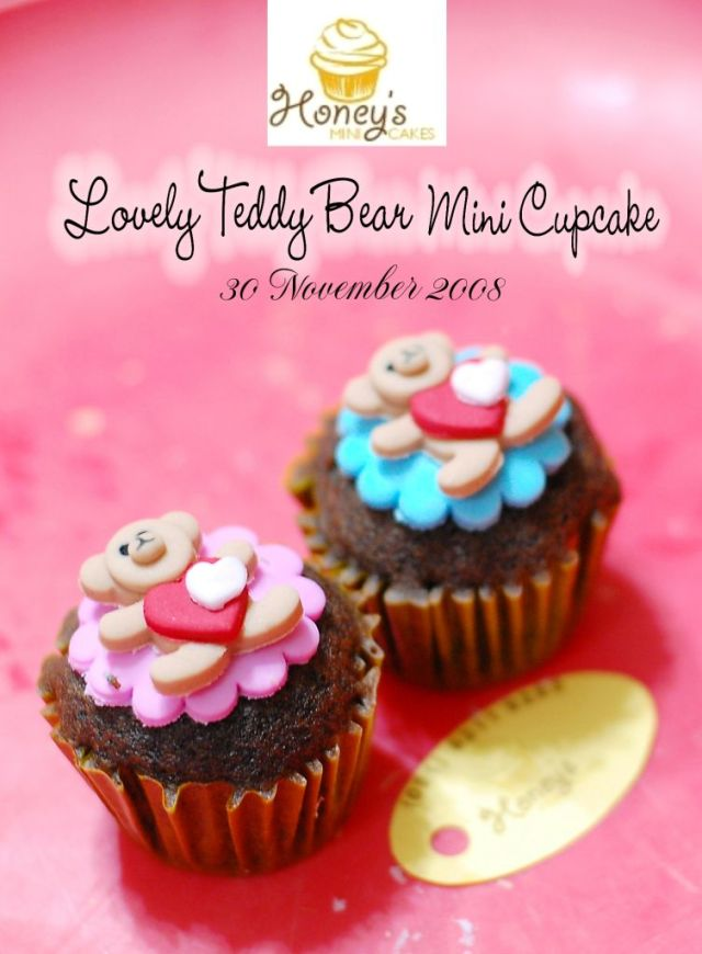 lovely-teddy-bear-mini-cupcake