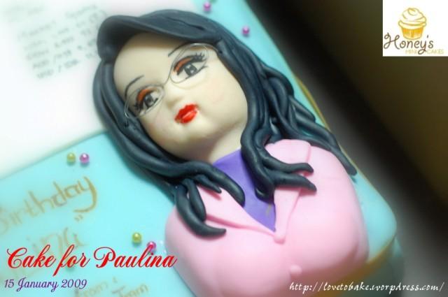 Cake for Paulina