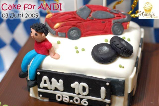 car cake 3