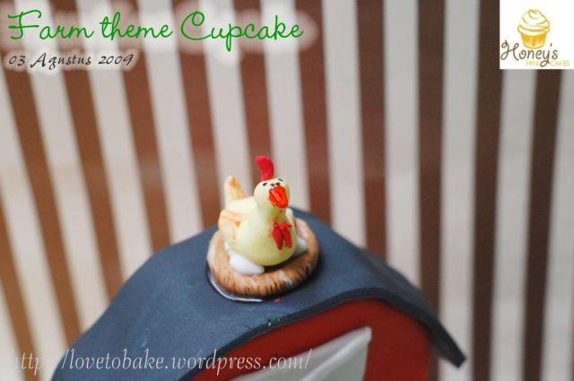 farm theme Cupcake-3