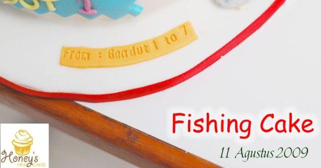 Fishing Cake 2