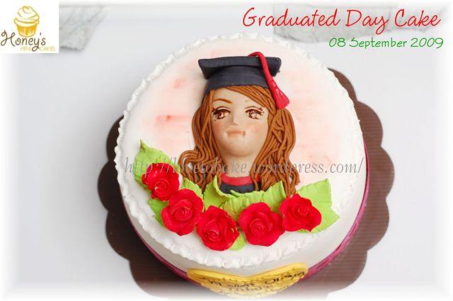 Graduated Day Cake 1