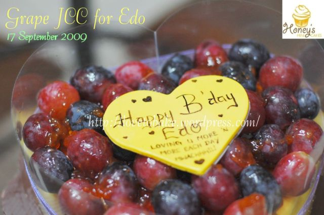 grape JCC for edo