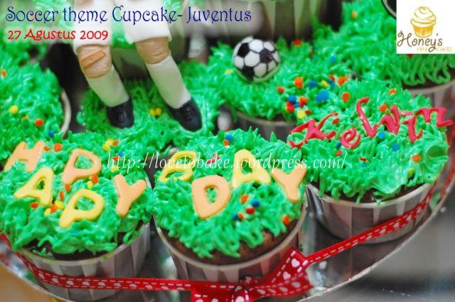 juventus cupcake 2