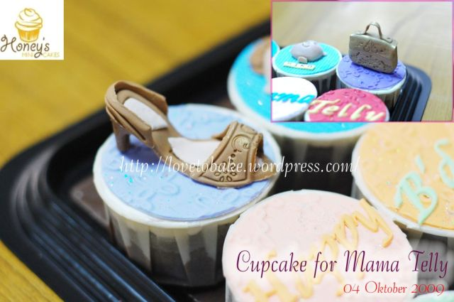 Cupcake for Mama Telly 2
