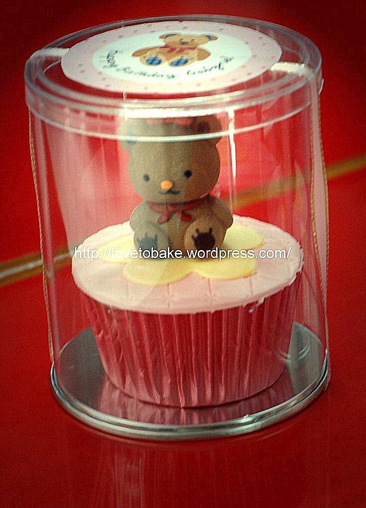 Teddy Bear Cupcake Honey S Mini Cakes