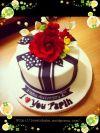 anniv cake
