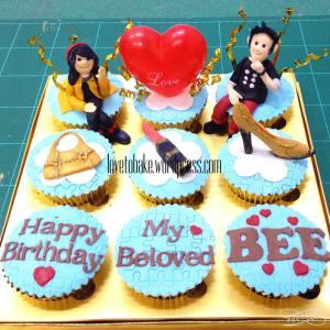 cupcake set 9