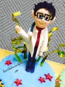 Doctor Sam Cupcake 2