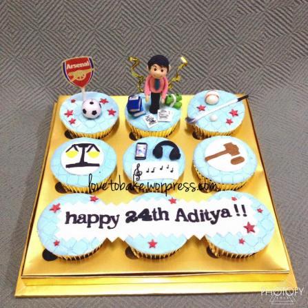 Aditya Cupcake